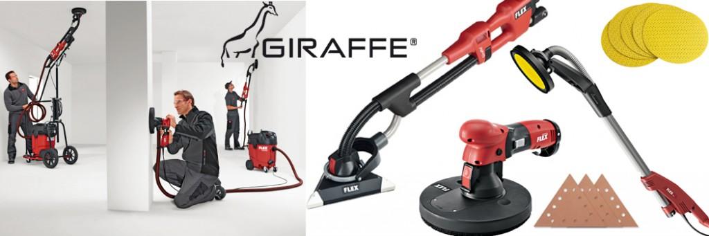 FLEX-Giraffe